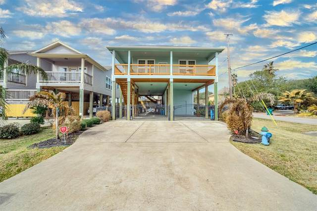 2121 Todville Road, Seabrook, TX 77586 (MLS #21374324) :: The Bly Team