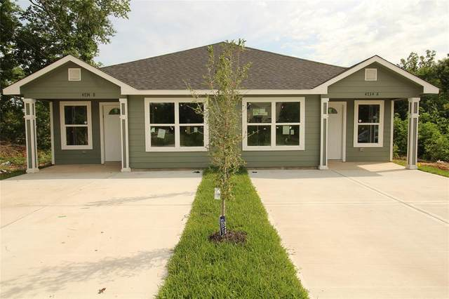 4734 Branch Street Ab, Houston, TX 77021 (MLS #21456971) :: The Freund Group