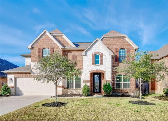 5315 Blue Pearl Drive, Richmond, TX 77407 (MLS #21593441) :: The SOLD by George Team