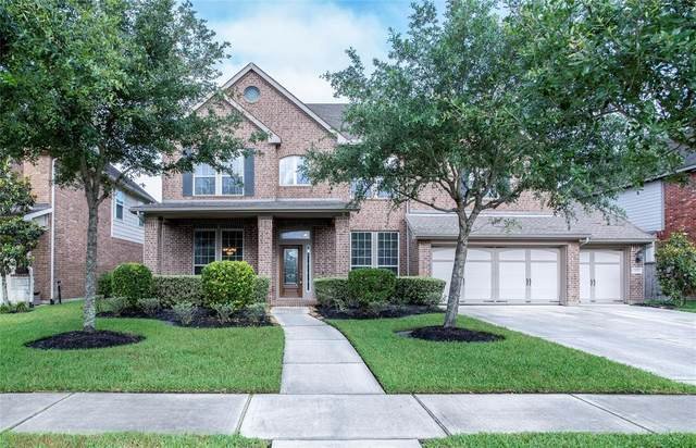 14023 Hailey Springs Lane, Humble, TX 77396 (MLS #21596661) :: The SOLD by George Team