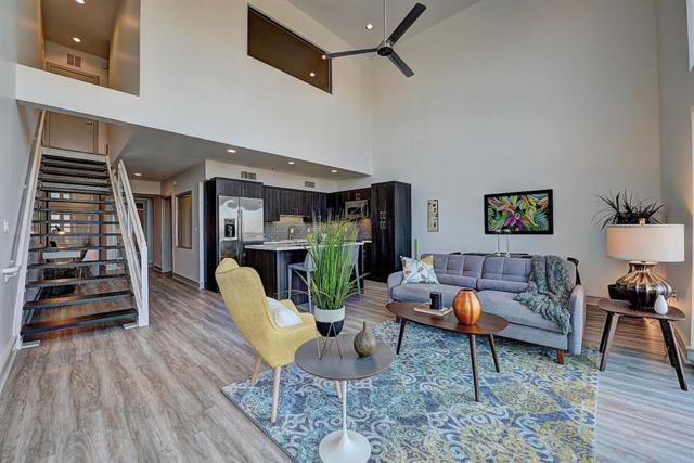 3311 Yupon Street #602, Houston, TX 77006 (MLS #21616401) :: Glenn Allen Properties