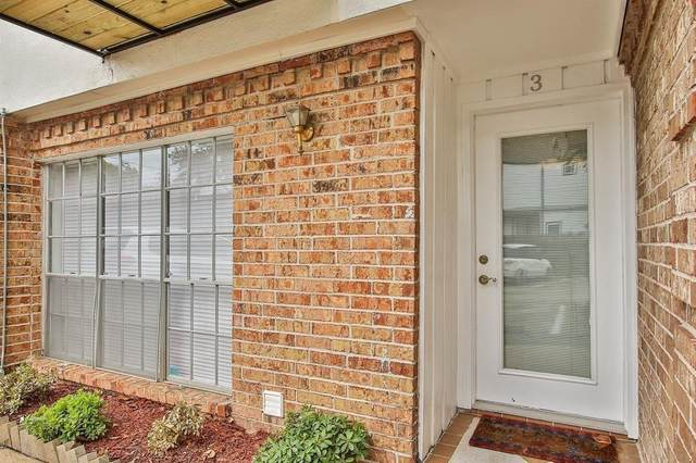 12 Hyde Park Blvd Boulevard #3, Houston, TX 77006 (MLS #21666738) :: The Parodi Team at Realty Associates
