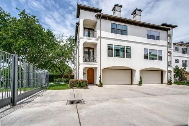 5708 Dolores Street H, Houston, TX 77057 (MLS #21687142) :: Keller Williams Realty