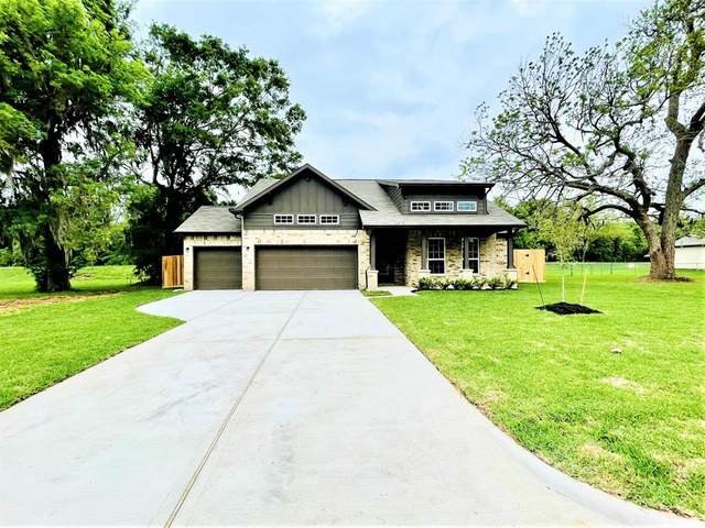 2314 Ridgewood, West Columbia, TX 77486 (MLS #2170880) :: Connell Team with Better Homes and Gardens, Gary Greene