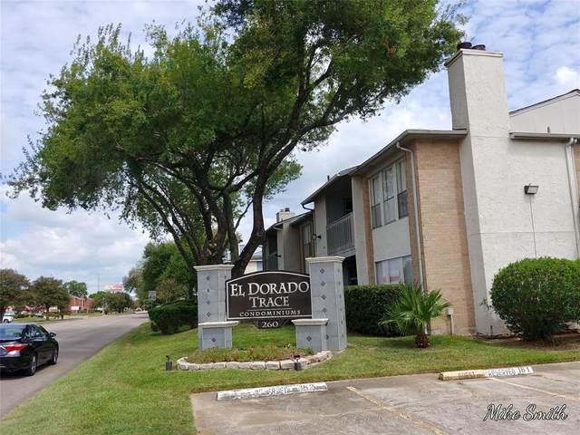260 El Dorado Boulevard #2404, Houston, TX 77598 (MLS #21791040) :: The SOLD by George Team