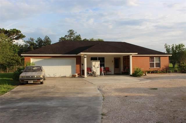 2422 Langston Loop, Kountze, TX 77625 (MLS #2181731) :: The SOLD by George Team