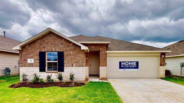 568 Road 5138, Cleveland, TX 77327 (MLS #22082845) :: The Queen Team