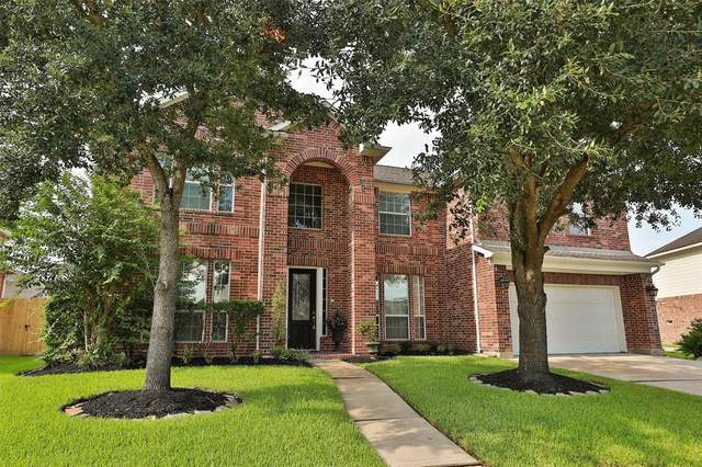12806 N Cypress Lane, Tomball, TX 77377 (MLS #22108129) :: The Home Branch