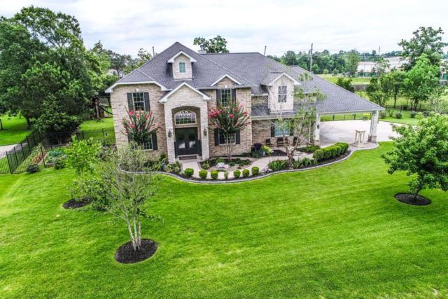 14526 Iron Horseshoe Lane, Houston, TX 77044 (MLS #22115262) :: Giorgi Real Estate Group