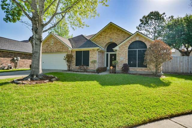 1410 Sweet Stone Court, Pasadena, TX 77586 (MLS #22130700) :: The SOLD by George Team