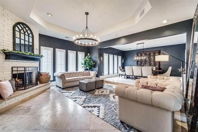 2007 Golden Pond Drive, Kingwood, TX 77345 (MLS #22231331) :: Green Residential