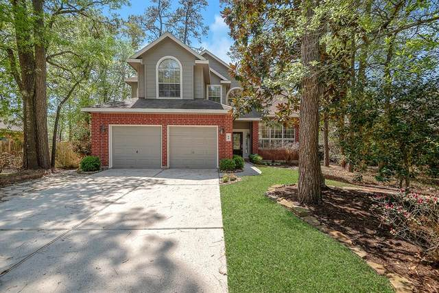 66 S Willow Point Circle, The Woodlands, TX 77382 (MLS #22294892) :: The SOLD by George Team