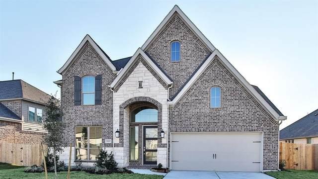1822 Opal Field Lane, Rosenberg, TX 77406 (MLS #22324335) :: The SOLD by George Team
