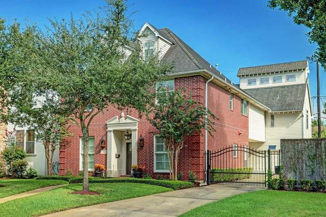 4318 Mildred Street, Bellaire, TX 77401 (MLS #22422072) :: All Cities USA Realty