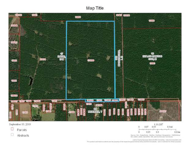 TBD County Road 2252, Cleveland, TX 77327 (MLS #22435907) :: NewHomePrograms.com LLC