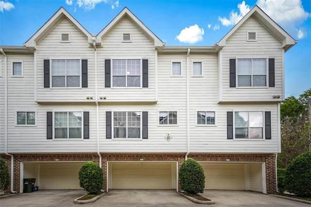 9200 Westheimer Road #502, Houston, TX 77063 (MLS #22463146) :: Ellison Real Estate Team