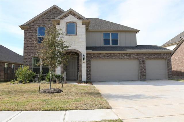 2805 Bernadino Drive, Texas City, TX 77568 (MLS #22507782) :: Magnolia Realty