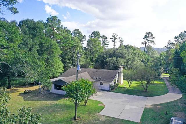1709 Old Woodville Road, Livingston, TX 77351 (MLS #2254552) :: My BCS Home Real Estate Group