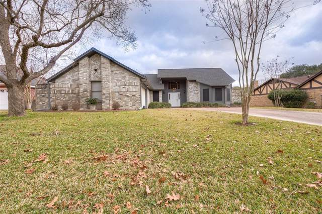 427 Brookhollow, Huntsville, TX 77340 (MLS #22767990) :: The SOLD by George Team