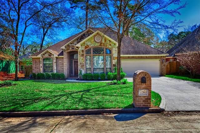 12760 Virgo, Willis, TX 77318 (MLS #22961323) :: The Home Branch