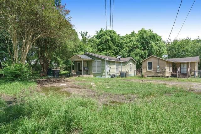 5017 Denmark Street, Houston, TX 77016 (MLS #22968065) :: Keller Williams Realty