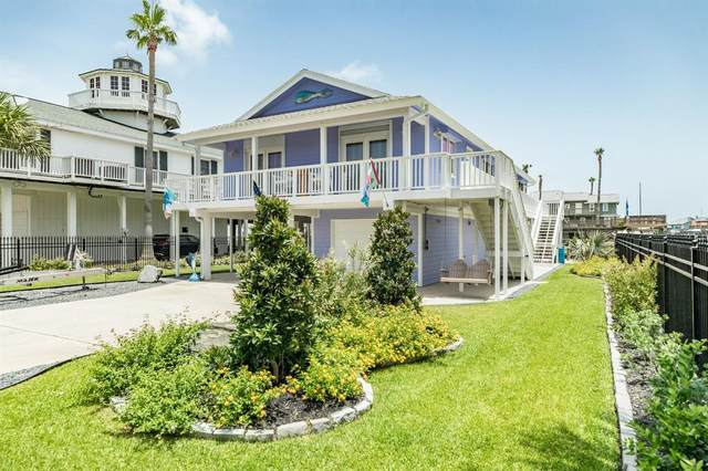 3711 Nueces Drive, Galveston, TX 77554 (MLS #23008762) :: The SOLD by George Team
