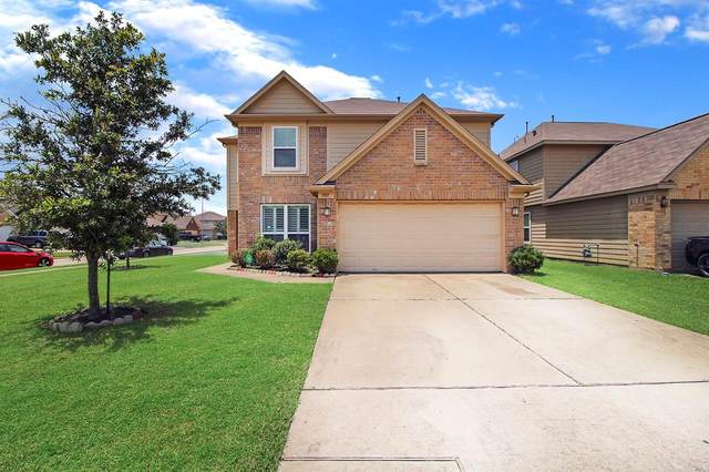 3011 View Valley Trail, Katy, TX 77493 (MLS #23124291) :: The SOLD by George Team