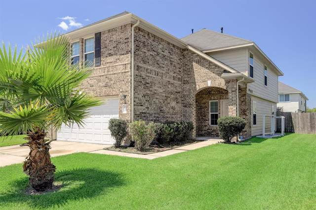 8619 Chaletford Drive, Houston, TX 77044 (MLS #23328320) :: The Heyl Group at Keller Williams