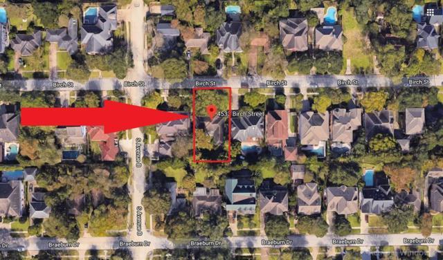 4533 Birch Street, Bellaire, TX 77401 (MLS #23524558) :: Giorgi Real Estate Group
