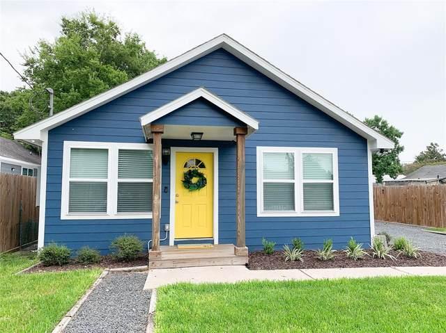 1113 Griffin Street, Houston, TX 77009 (MLS #23606223) :: Giorgi Real Estate Group