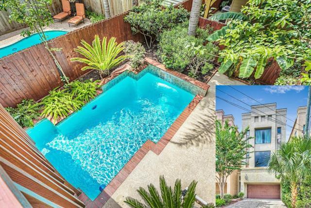 5214 Rose Street B, Houston, TX 77007 (MLS #23637090) :: Krueger Real Estate