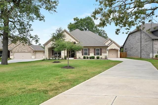 7573 Tyler Run Boulevard, Conroe, TX 77304 (MLS #23649433) :: The Wendy Sherman Team