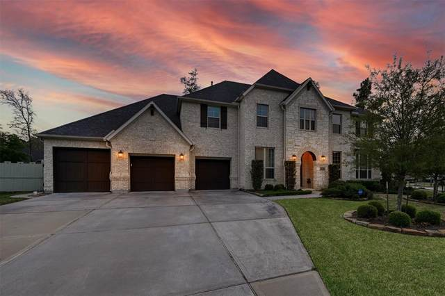 17018 Sweet Bay Court, Conroe, TX 77385 (MLS #2365092) :: The Home Branch