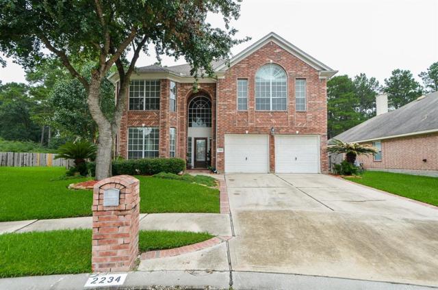 2234 W Louetta Falls Lane W, Spring, TX 77388 (MLS #23672240) :: Texas Home Shop Realty