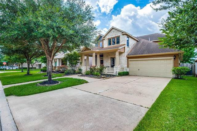 14414 Bergenia Drive, Cypress, TX 77429 (MLS #23680639) :: The SOLD by George Team