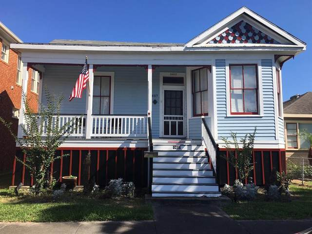 1407 Winnie Street, Galveston, TX 77550 (MLS #2370288) :: The Jennifer Wauhob Team