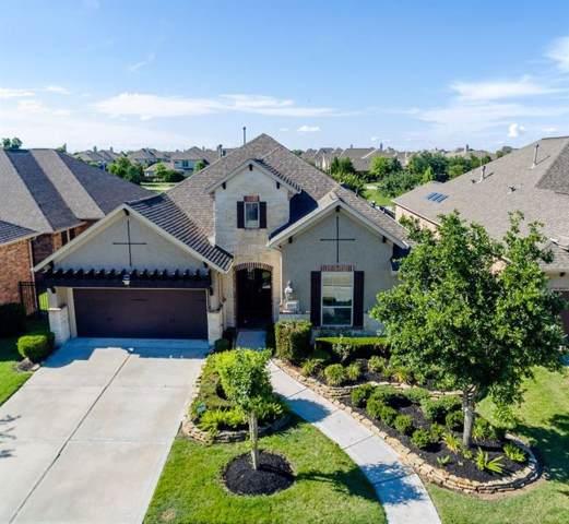 17810 Hayward Hill Drive, Richmond, TX 77407 (MLS #23735167) :: The Parodi Team at Realty Associates