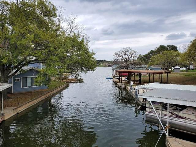 607 Cove Circle, Granite Shoals, TX 78654 (MLS #23767979) :: The SOLD by George Team