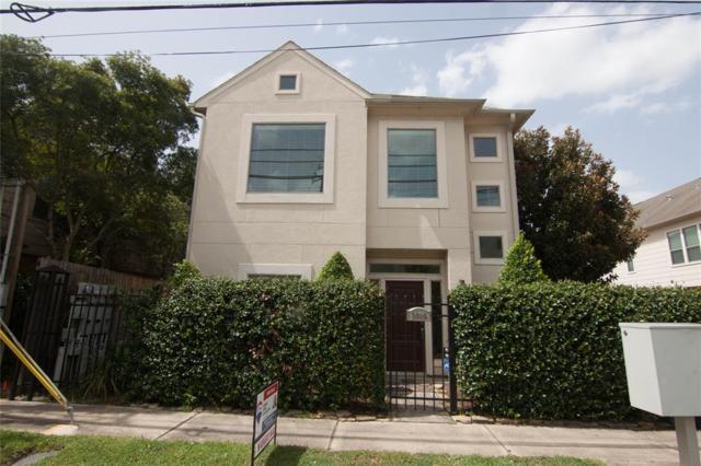 3916 Center Street, Houston, TX 77007 (MLS #23913722) :: Giorgi Real Estate Group