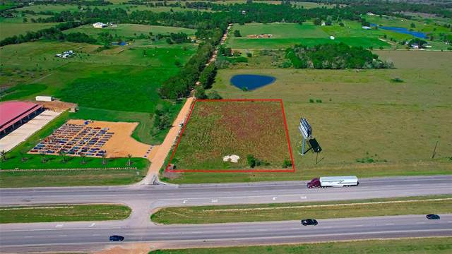 0 Hwy 290 E, Chappell Hill, Chappell Hill, TX 77426 (#24053282) :: ORO Realty