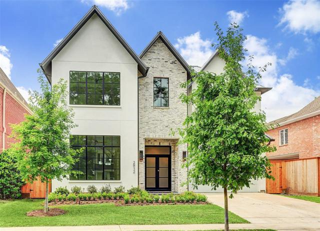 2912 Tangley Road, Houston, TX 77005 (MLS #24069083) :: The Bly Team