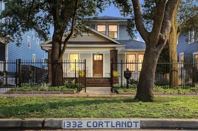 1332 Cortlandt Street, Houston, TX 77008 (MLS #24140283) :: Keller Williams Realty