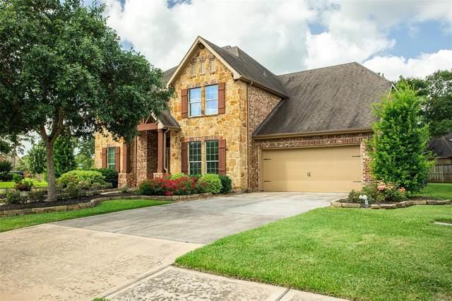 401 Old Orchard Way, Dickinson, TX 77539 (MLS #24174727) :: Keller Williams Realty