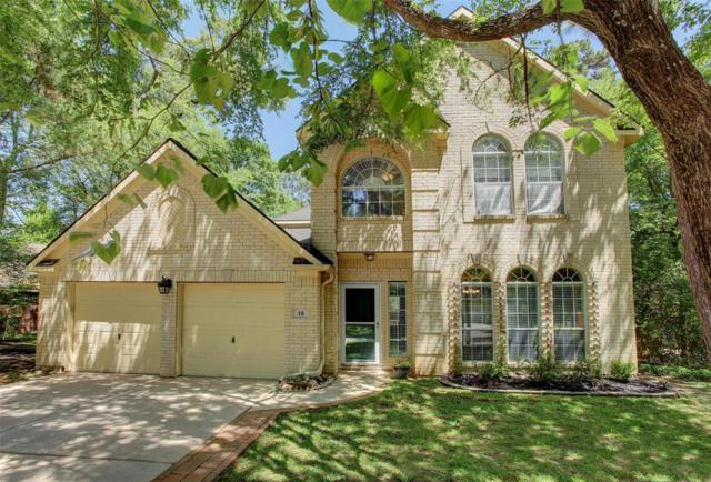 18 Long Hearth Place, The Woodlands, TX 77382 (MLS #24177626) :: Team Parodi at Realty Associates