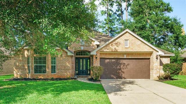 12564 Sagittarius Drive E, Willis, TX 77318 (MLS #24199785) :: The Home Branch