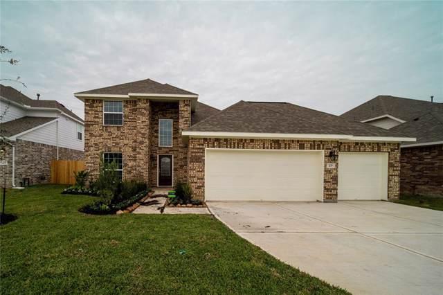 309 Burgundy Drive, Alvin, TX 77511 (MLS #2430549) :: Texas Home Shop Realty
