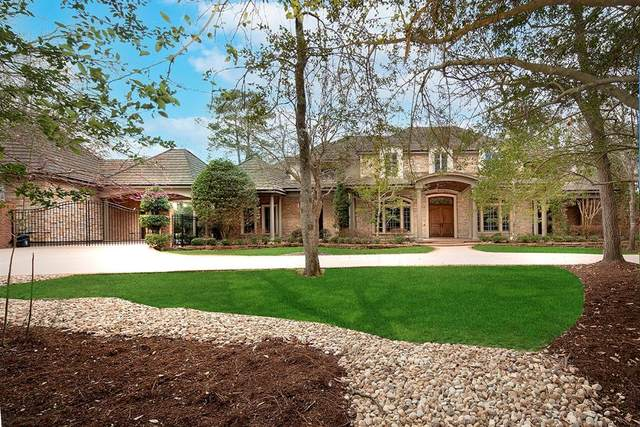 27 Damask Rose Way, The Woodlands, TX 77382 (MLS #24329142) :: The Queen Team