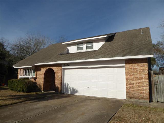 19430 Gagelake Lane, Houston, TX 77084 (MLS #24395356) :: Giorgi Real Estate Group
