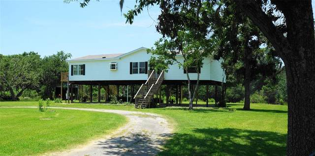 213 Oak Island Drive, Anahuac, TX 77514 (MLS #24527406) :: Connect Realty