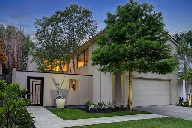 6546 Auden Street, Southside Place, TX 77005 (MLS #24549626) :: The Home Branch